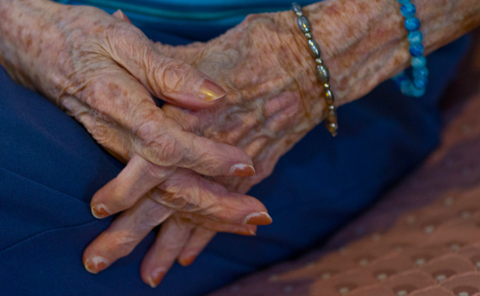Why Older Skin Bruises Easily | The Oldish